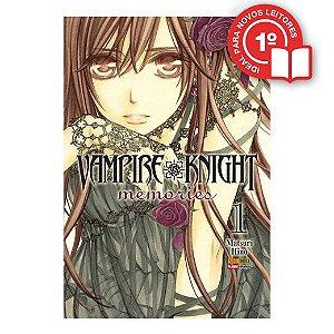Vampire Knight Memories - 1