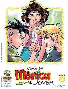 Turma da Mônica Jovem: Primeira Série - Volume 26 Edições 57 e 58