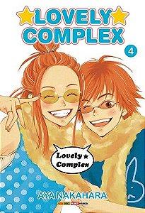 Lovely Complex - Edição 4 R$12,90