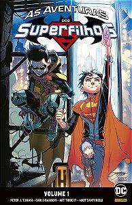As Aventuras dos Superfilhos - Volume 1