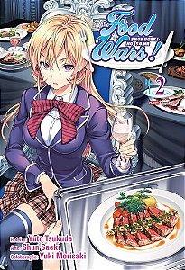 Food Wars - 2
