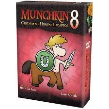Munchkin 8 Centauros e HomensLagartos