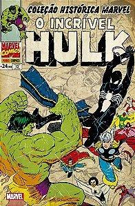 Coleção Histórica Marvel O Incrível Hulk - Volume 12