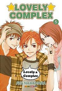 Lovely Complex - Edição 5