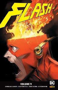 Flash: Renascimento - Volume 9