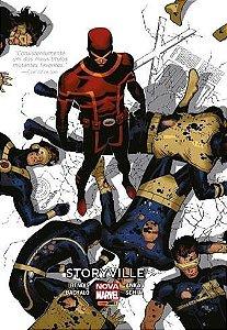 Fabulosos X-Men: Storyville Capa Dura