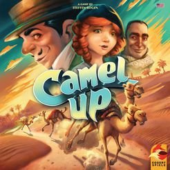 CAMEL UP 2 EDIÇÃO