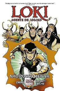 Loki: Agente de Asgard - Não Posso Mentir