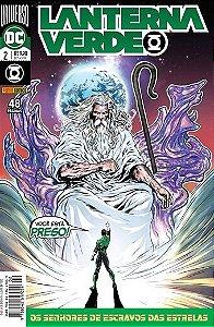 Lanterna Verde: Universo DC - 2