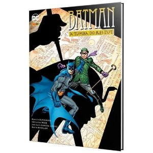 Batman: A Tumba do Rei Tut Capa Dura