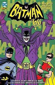 Batman '66 O mais novo Herói de Gotham