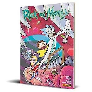 Rick and Morty - Edição 1 Capa Dura
