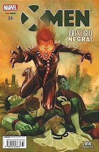 X-Men - 33 Prestígio Negra!