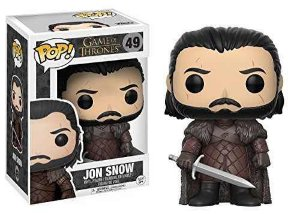 FUNKO - GOT - JON SNOW