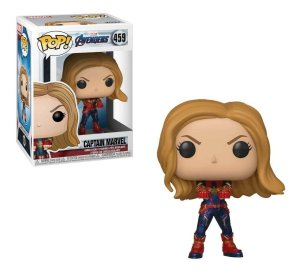 FUNKO - AVENGERS - CAPTAIN MARVEL 459