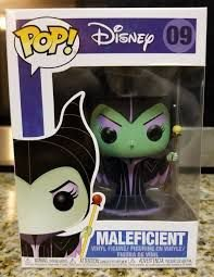 FUNKO POP  - MALEFICIENT 09