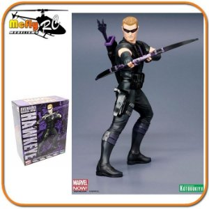 Hawkeye Marvel Now! - ArtFX+ Statue -