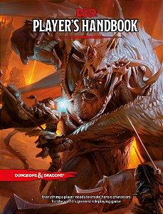 Dungeons Dragons Players Handbook