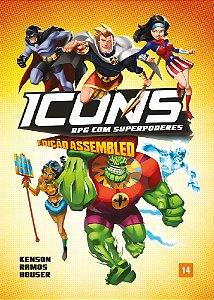 Icons Assembled - Livro Basico