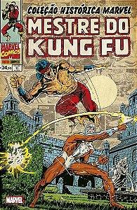 Coleção Histórica Marvel O Mestre do Kung Fu - Volume 11