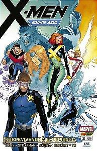 X-Men: Equipe Azul - Volume 2