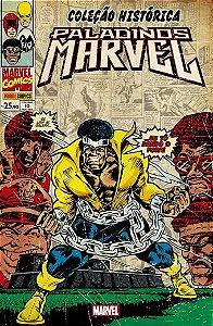 Coleção Histórica Marvel: Paladinos Marvel - Volume 10 ... Eu Tô dando o fora!