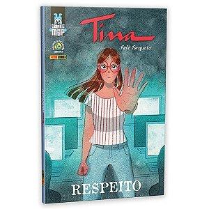 Graphic MSP Tina - Respeito Capa Cartão