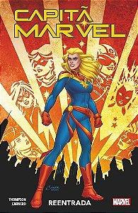 Capitã Marvel - 1