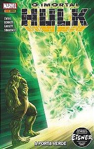 O Imortal Hulk - 2 A porta verde