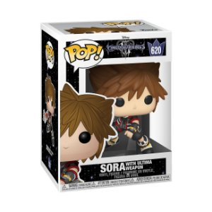 Funko Kingdom Hearts - Sora with Ultima Weapon 620