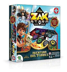 Zak Storm - Aventura dos Sete Mares - Estrela