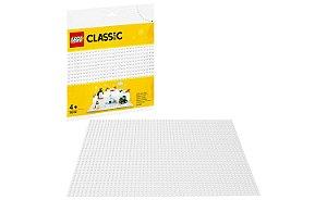 LEGO Classic - Base de Construção Branca