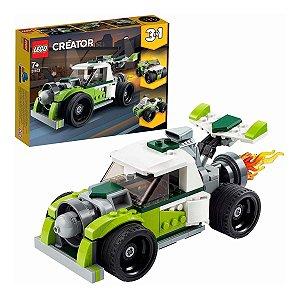 LEGO Creator - Caminhão-Foguete