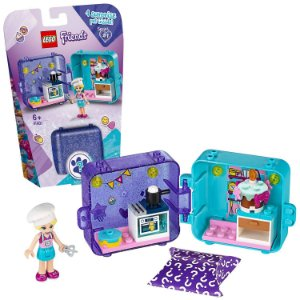 LEGO Friends - Cubo de Brincar da Stephanie