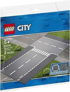 LEGO City - Reta e Entroncamento