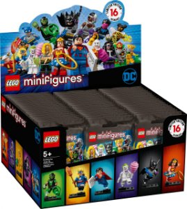 LEGO Minifigures - DC Super Heroes Series