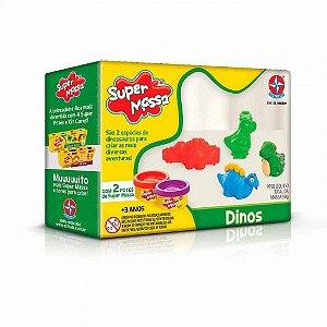 Dinos Super Massa, Dinossauros, Estrela