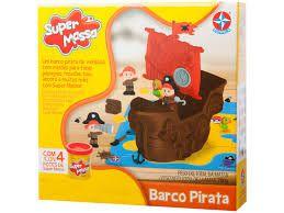 Super Massa Barco Pirata - Estrela