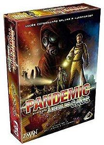 Pandemic A Beira do Caos - Expansão
