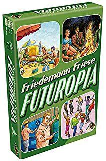 Futuropia, Galápagos Jogos (GAM10)