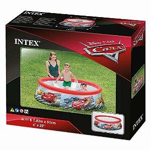 Carros Piscina Easy Set 886 Litros - Intex