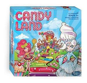 Candy Land O Jogo Das Doces Aventuras Hasbro