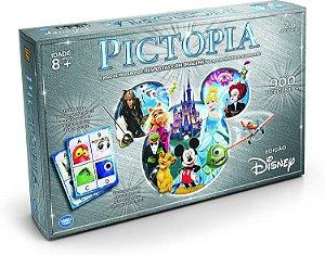 Pictopia Edição Disney 900 Perguntas Grow