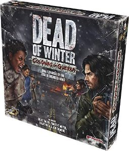 Dead of Winter: Colônias de Guerra