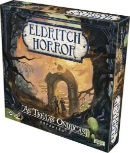 Terras Oníricas - Expansão, Eldritch Horror Galápagos Jogos Diversos
