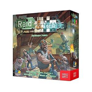 Raid & Trade - Jogo De Tabuleiro - Redbox