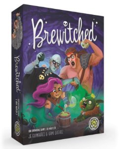 Brewitched - Board Game - Grok