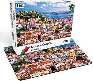 Quebra-cabeça 1000 Peças Portugal - Pais e Filhos