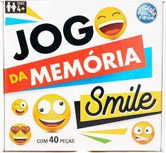 Memória Smile Pais & Filhos Branco