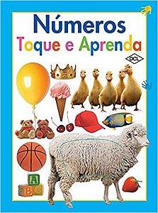 Toque e Aprenda. Números (Português) Capa dura